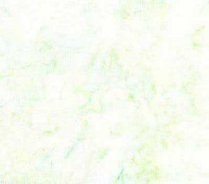 Light Sky Blue - Green - Yellow batik fabric