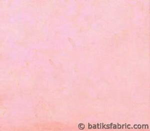 light pink quilting batik fabric
