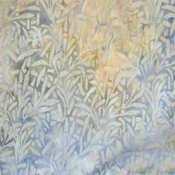 Seaweed Rayon Batik Fabric Sale