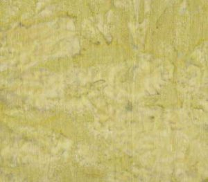 Dark Golden Rod Water Color Batik Fabric