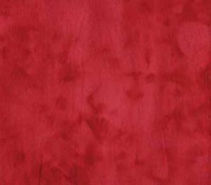 Maroon Red Color of Quilt Batik Fabric