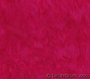 Crimson Color on Striped Batik Fabrics | Fabric Stores Online
