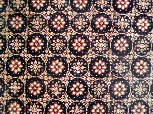batik nitik karawitan