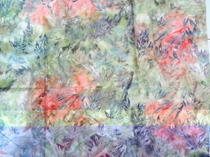 Batik Fabric Collections - Bamboo Bali Batik