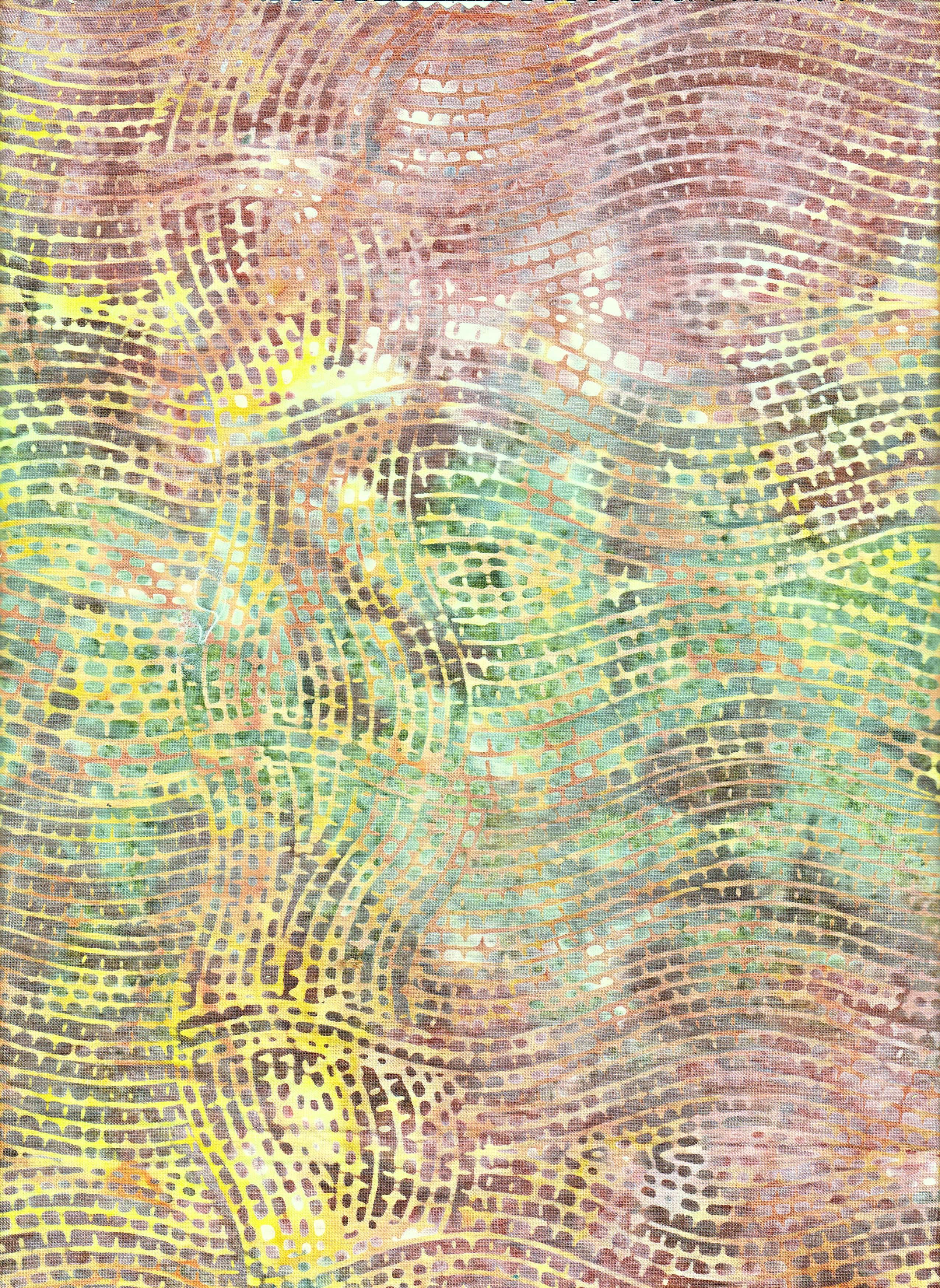 webbing indigo batik fabric