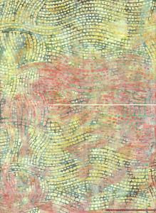 webbing wax batik fabric