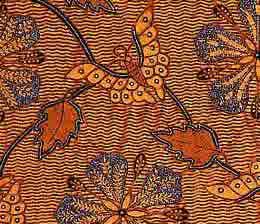Batik Keraton Surakarta, Desain Kain Panjang