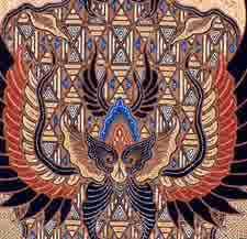 Batik Keraton Surakarta, Sawat-Lar